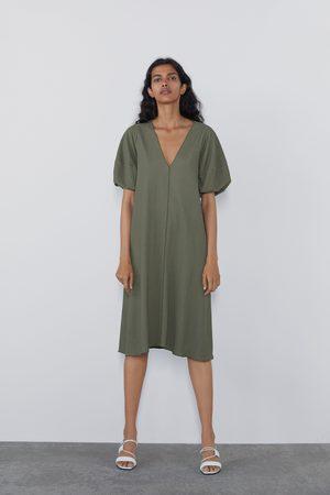 Zara Vestito ordito