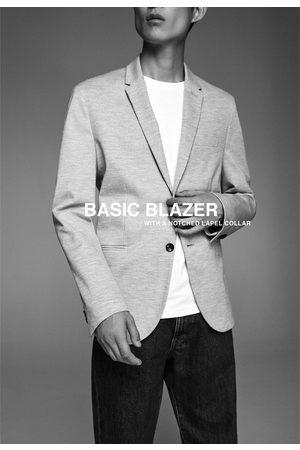 Zara Blazer basic struttura