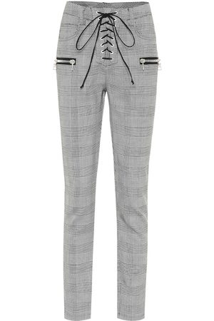 UNRAVEL Pantaloni in pied-de-poule