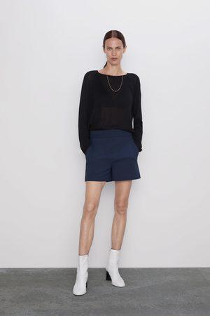 Zara Shorts a vita alta