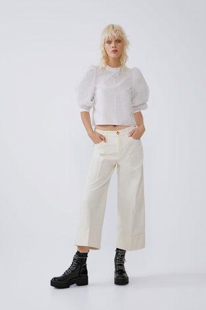 nuovo concetto 53e65 c84d8 Pantaloni cropped