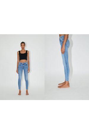 Zara Jeans mid rise sculpt