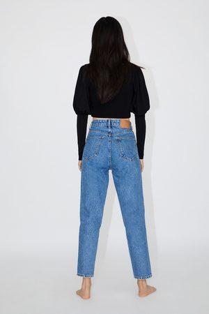 Zara Jeans mom fit