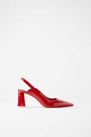 Zara Scarpe con tacco largo slingback