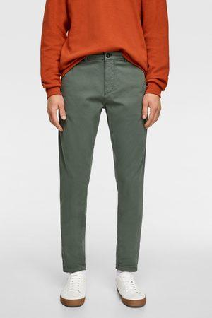 Zara Pantaloni chino premium