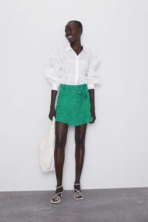 Zara Gonna pantalone stampata