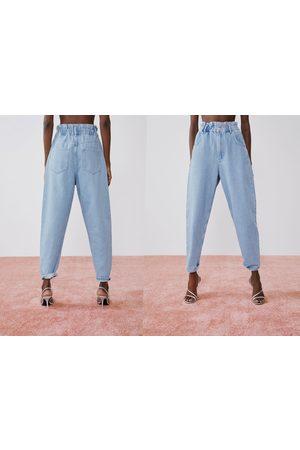 Zara Jeans paper bag
