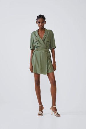Zara Vestito con tasche