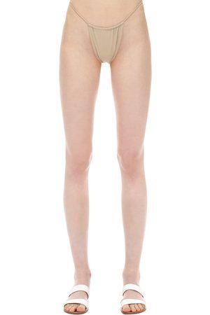 AEXAE Slip Bikini In Nylon E Lycra