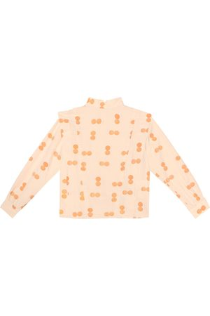 The Animals Observatory Blusa Cuckoo a stampa in cotone