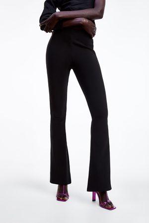miglior servizio 579d6 8cfeb Zara Pantaloni campana Pantaloni e jeans Donne, compara i ...