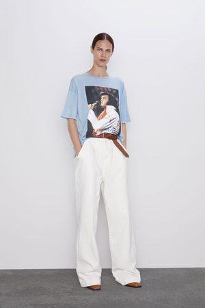 Zara Maglietta con stampa elvis presley™