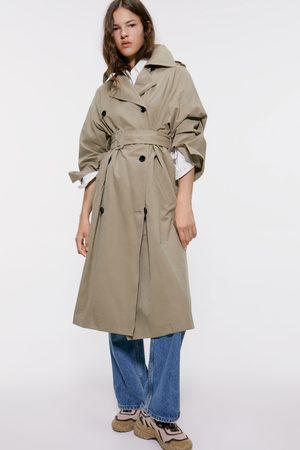 Zara Trench oversize