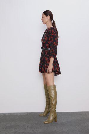Zara Donna Vestiti stampati - Vestito con stampa floreale