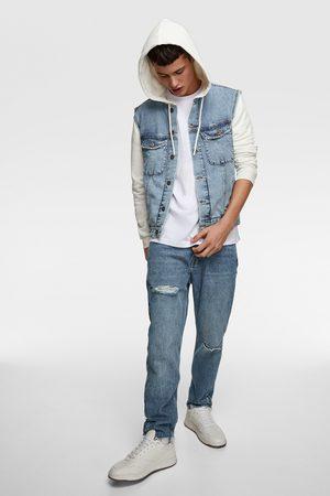 più economico f863c 4dad1 Zara Uomo Giacche di jeans Online | FASHIOLA.it | Compara e acquista!