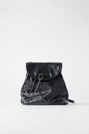Zara Zaino soft con patta