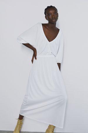Zara Vestito elasticizzato