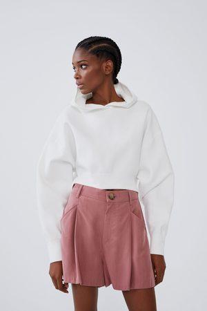 Zara Bermuda shorts tasca