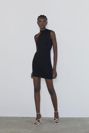 Zara Vestito mini cut out