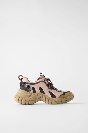 Zara Sneakers trekking