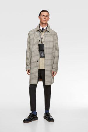Zara Trench traveler a quadri