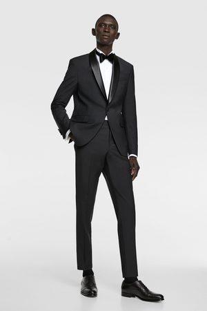 Zara Pantaloni smoking strisce