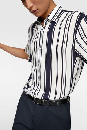 Zara Camicia stampa a righe