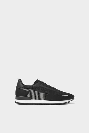 Zara Sneakers tessuto