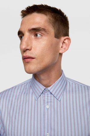 Zara Camicia struttura a righe