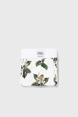 Zara Boxer stampa teschi