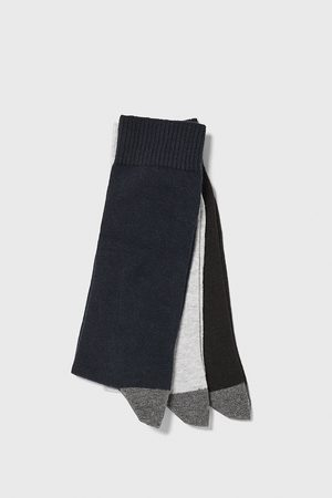 Zara Pacco calzini a contrasto