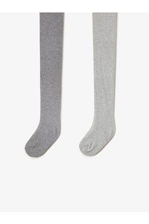 Zara Pack di due calzamaglie tinta unita