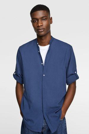 Zara Camicia rustica passanti