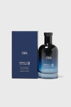 Zara Uomo Profumi - Night pour homme ii 150ml