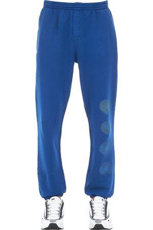 KLSH - KIDS LOVE STAIN HANDS Pantaloni In Felpa Di Cotone