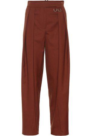 REJINA PYO Pantaloni Riley in lana
