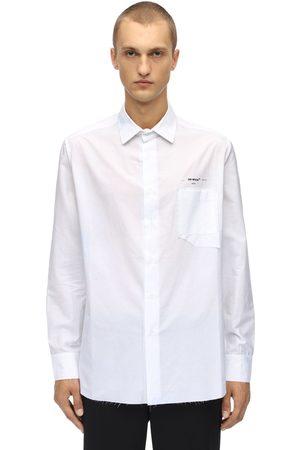 OFF-WHITE Camicia In Cotone