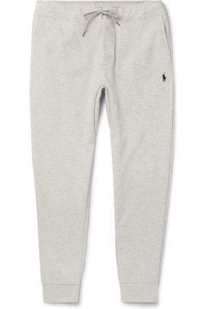 Polo Ralph Lauren Uomo Joggers - Slim-Fit Mélange Tapered Jersey Sweatpants
