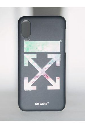 "OFF-WHITE Cover Iphone X/xs ""lvr Exclusive"" In Pvc"