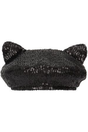"Le Mont St Michel Cappello ""billy Ears"" Con Paillettes"