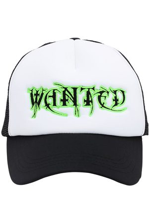 "NASASEASONS Cappello Trucker ""wanted"""