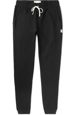 Reigning Champ Uomo Joggers - Slim-Fit Loopback Cotton-Jersey Sweatpants