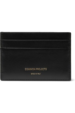 COMMON PROJECTS Uomo Portafogli e portamonete - Textured-Leather Cardholder