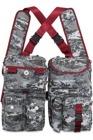 "Eastpak Gilet Con Tasche ""mountaineering"" In Nylon"