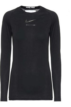 1017 ALYX 9SM X Nike - Maglia in jersey stretch