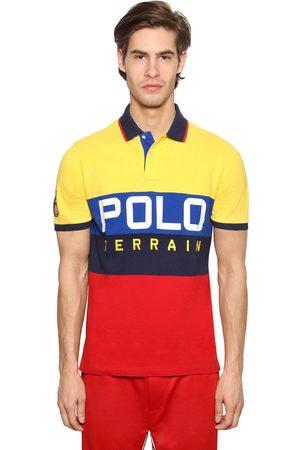 Polo Ralph Lauren Polo In Cotone Piqué