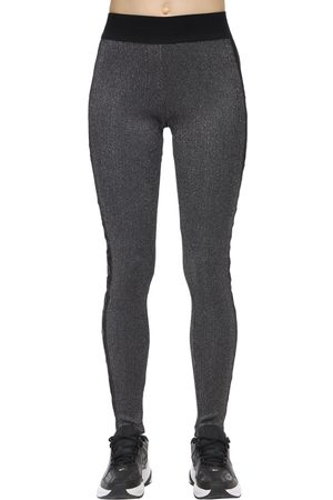 "NO KA' OI Leggings ""blackout"" In Nylon Stretch"