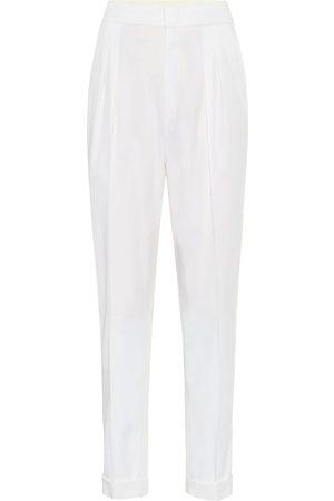Isabel Marant Pantaloni Pelisso in lana
