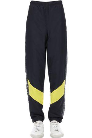 Lacoste Pantaloni In Techno Tessuto
