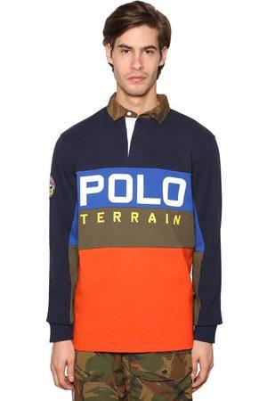 Polo Ralph Lauren Polo In Jersey Di Cotone